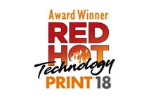 RED HOT Technology Winner Logo